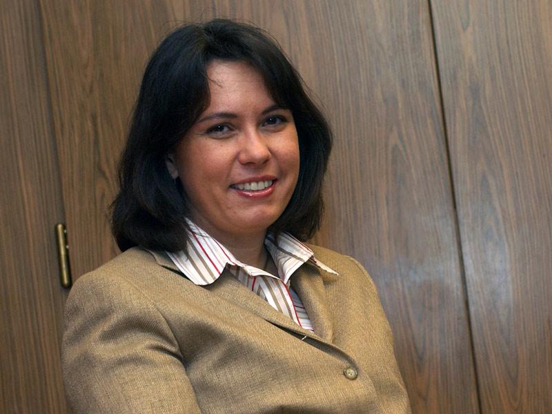 7.  Michaela Erbenová, 47, ředitelka Divize pro dohled a regulaci finančního trhu, MMF