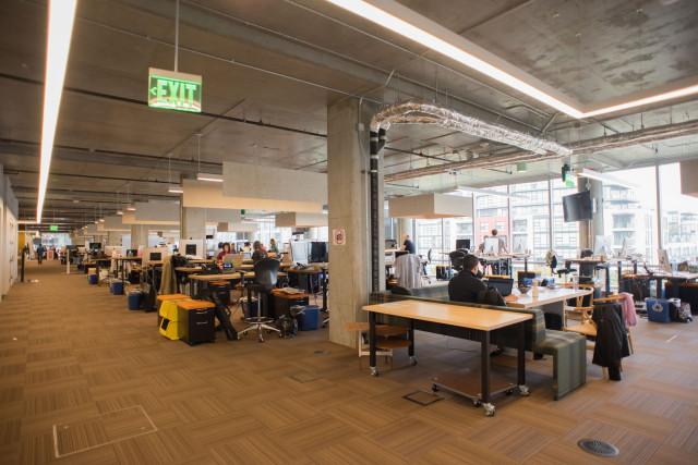 inovacni centrum Cisca v SF