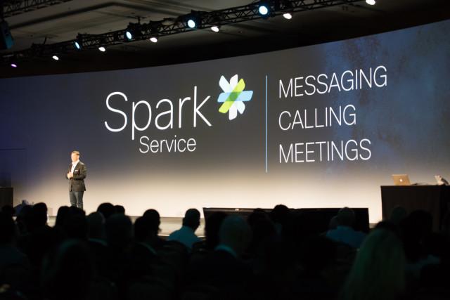 rowan trollope představuje vylepsenou komunikacni platformu Spark