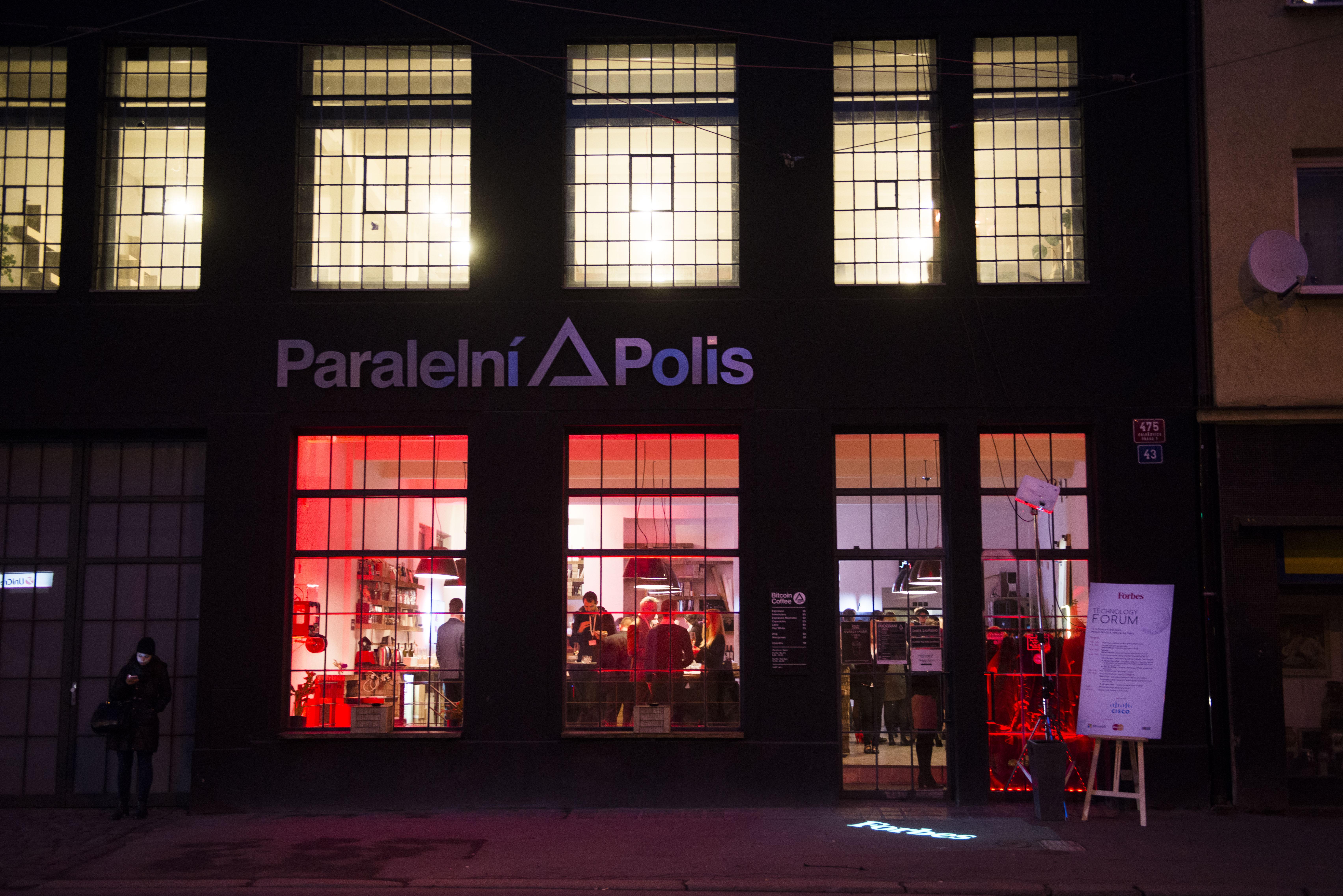 Technology Forum se konalo v Paralelní Polis