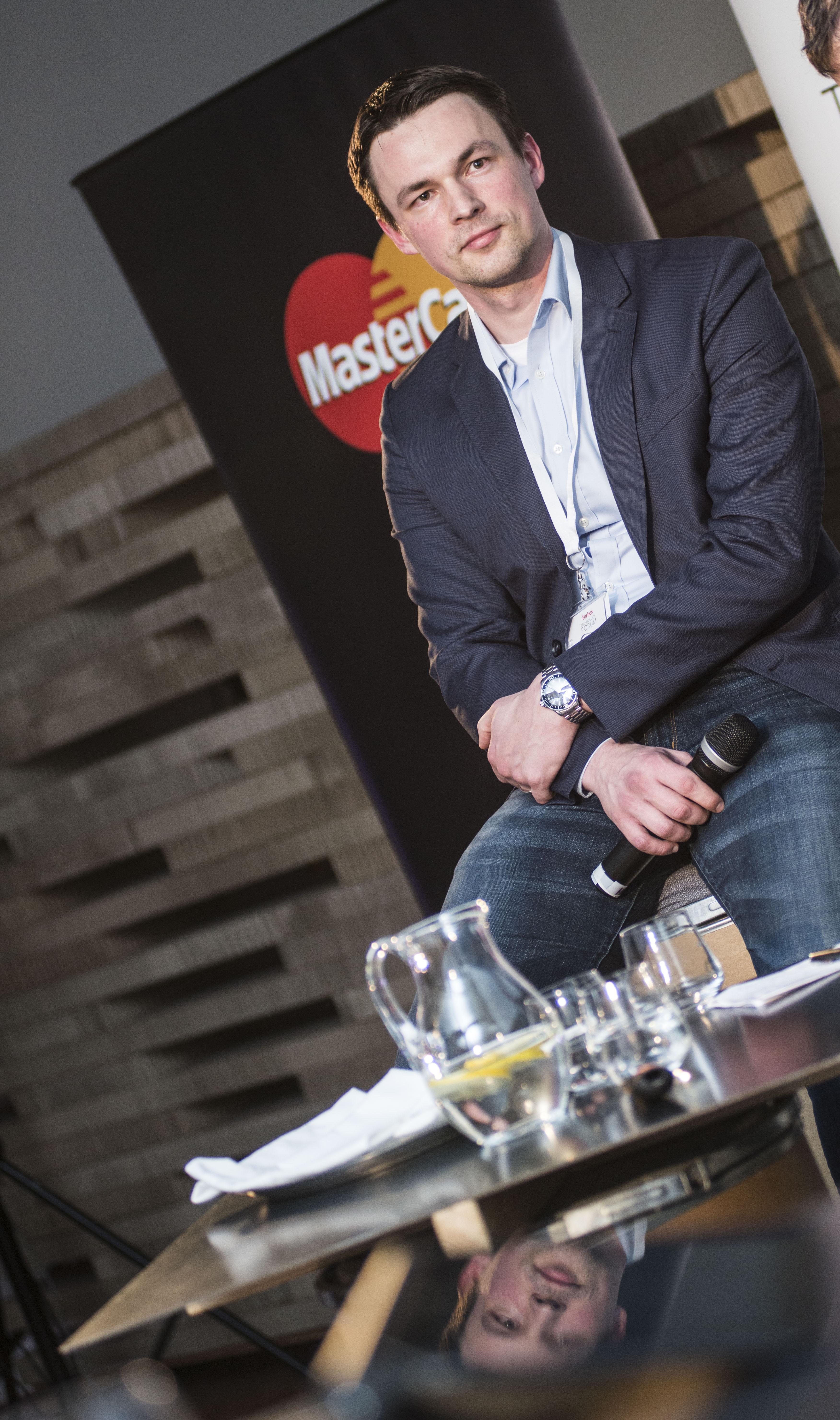 První panel na téma kybernetická bezpečnost odstartoval Jakub Mahdal, zakladatel společnosti Safetica Technologies
