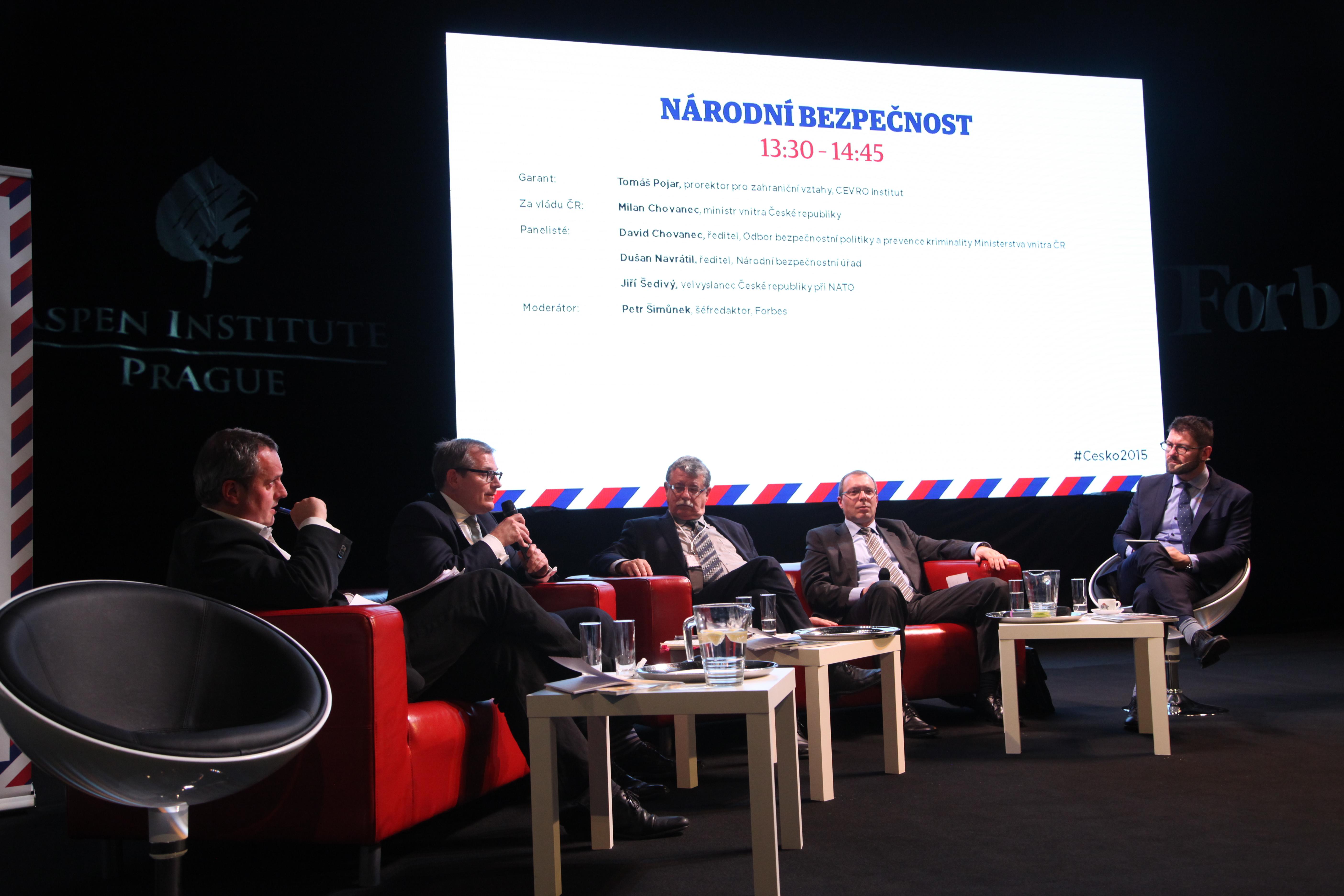 Aspen Institute Prague Annual Conference: Česko - Jak jsme na tom?