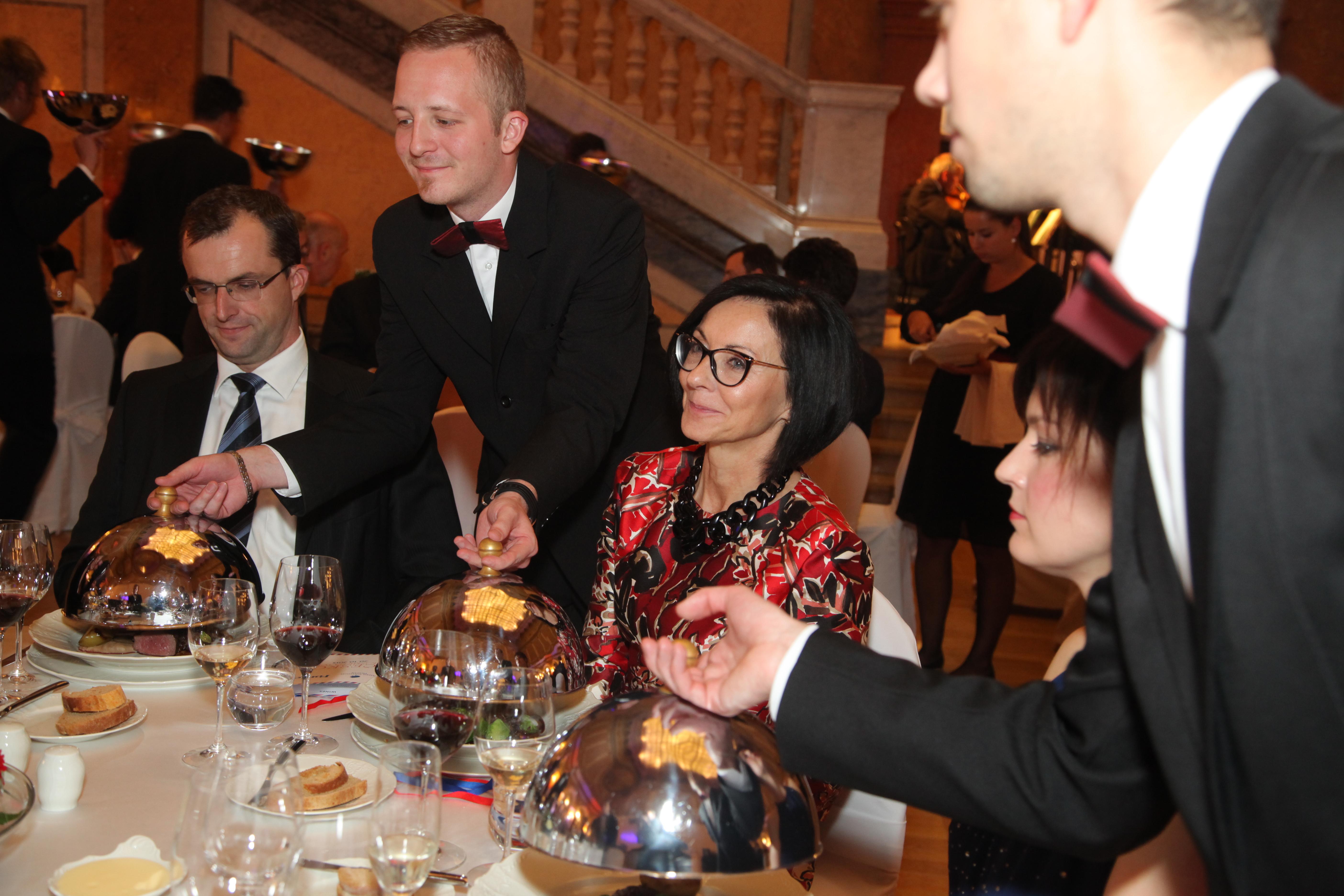 Aspen Institute Prague Gala Dinner: Česko - Jak jsme na tom?