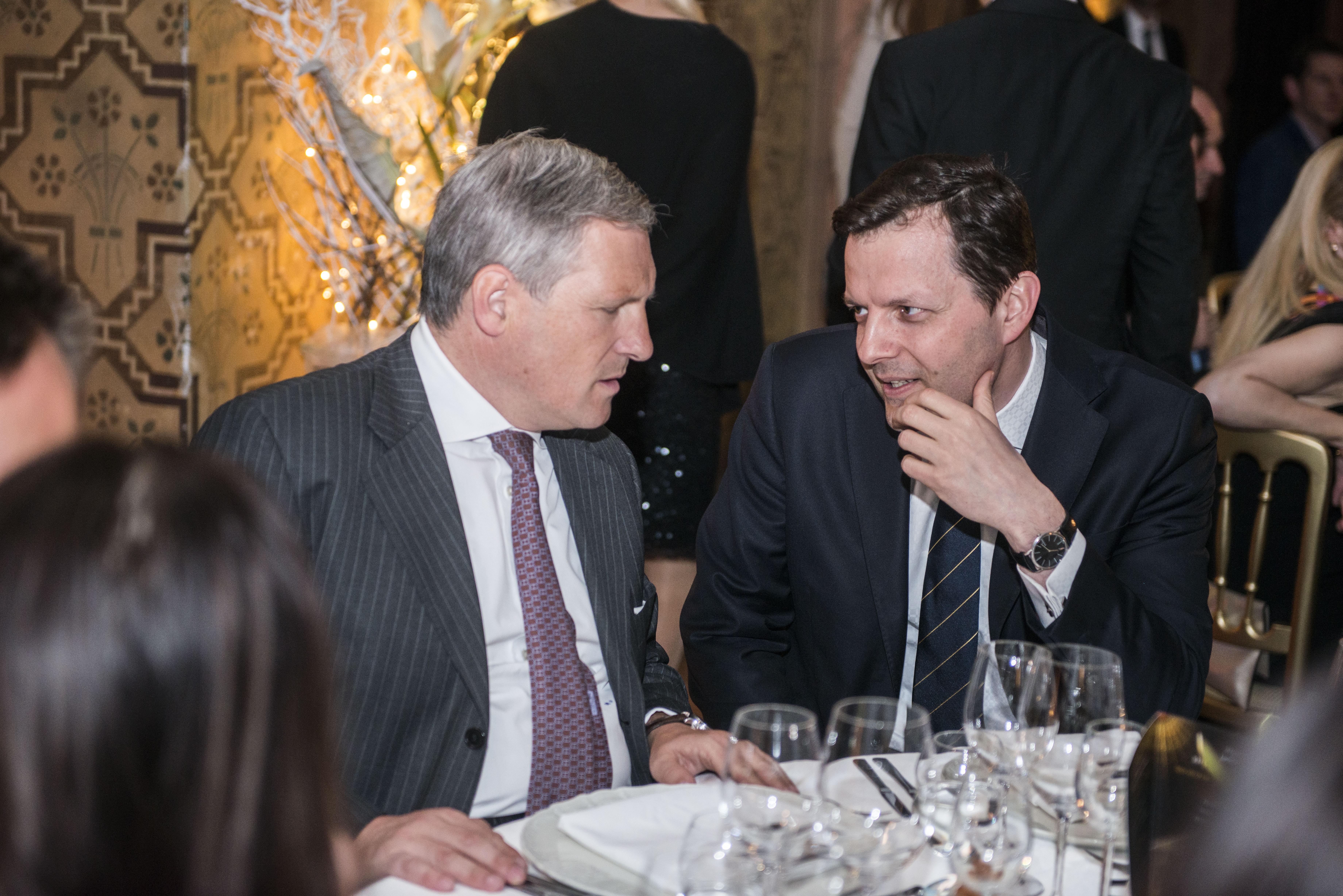 Vladislav Severa, vedoucí partner transakčního poradenství střední a jihovýchodní Evropy  společnosti EY.