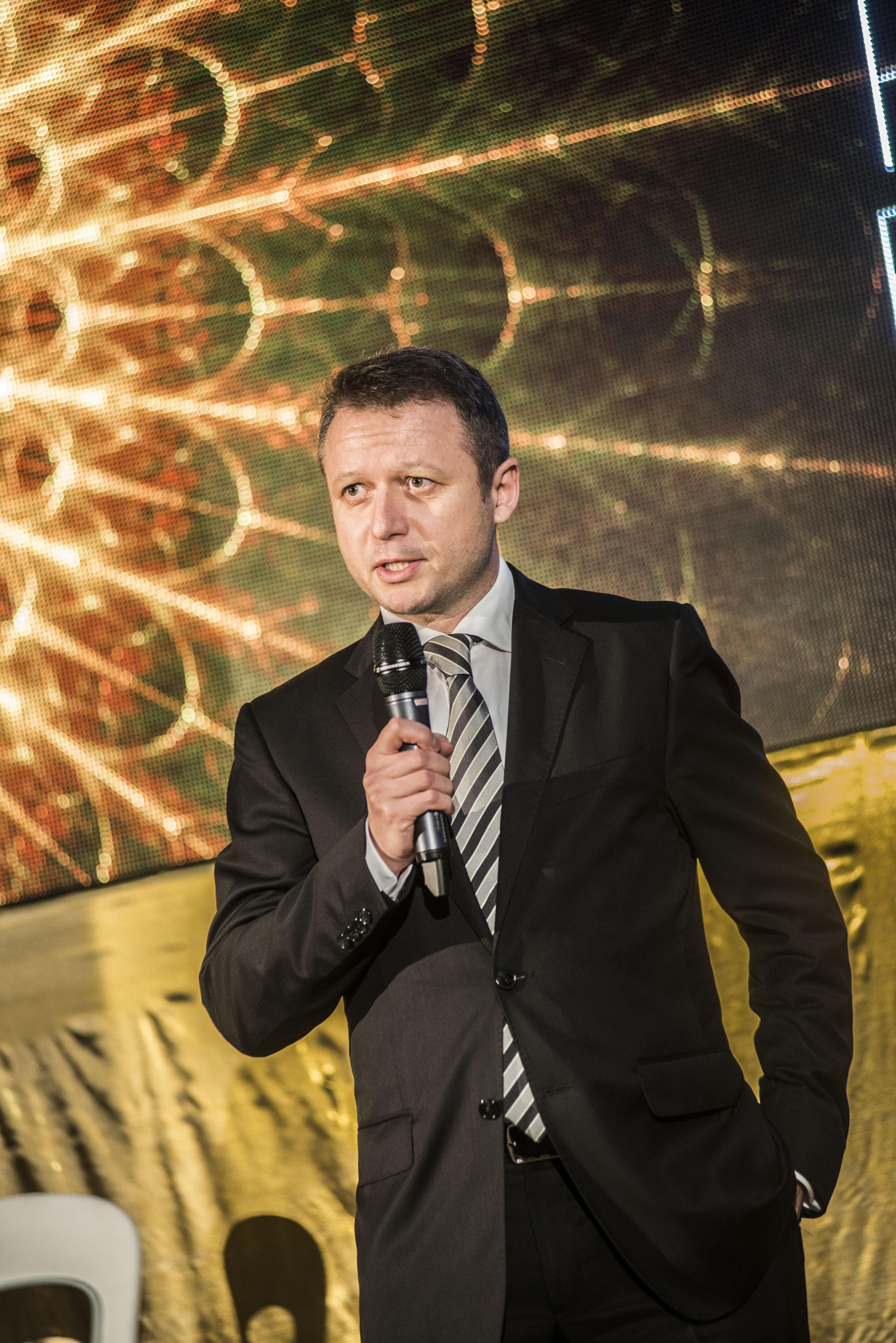 Milan Polák, partner a advokát společnosti Weinhold Legal.