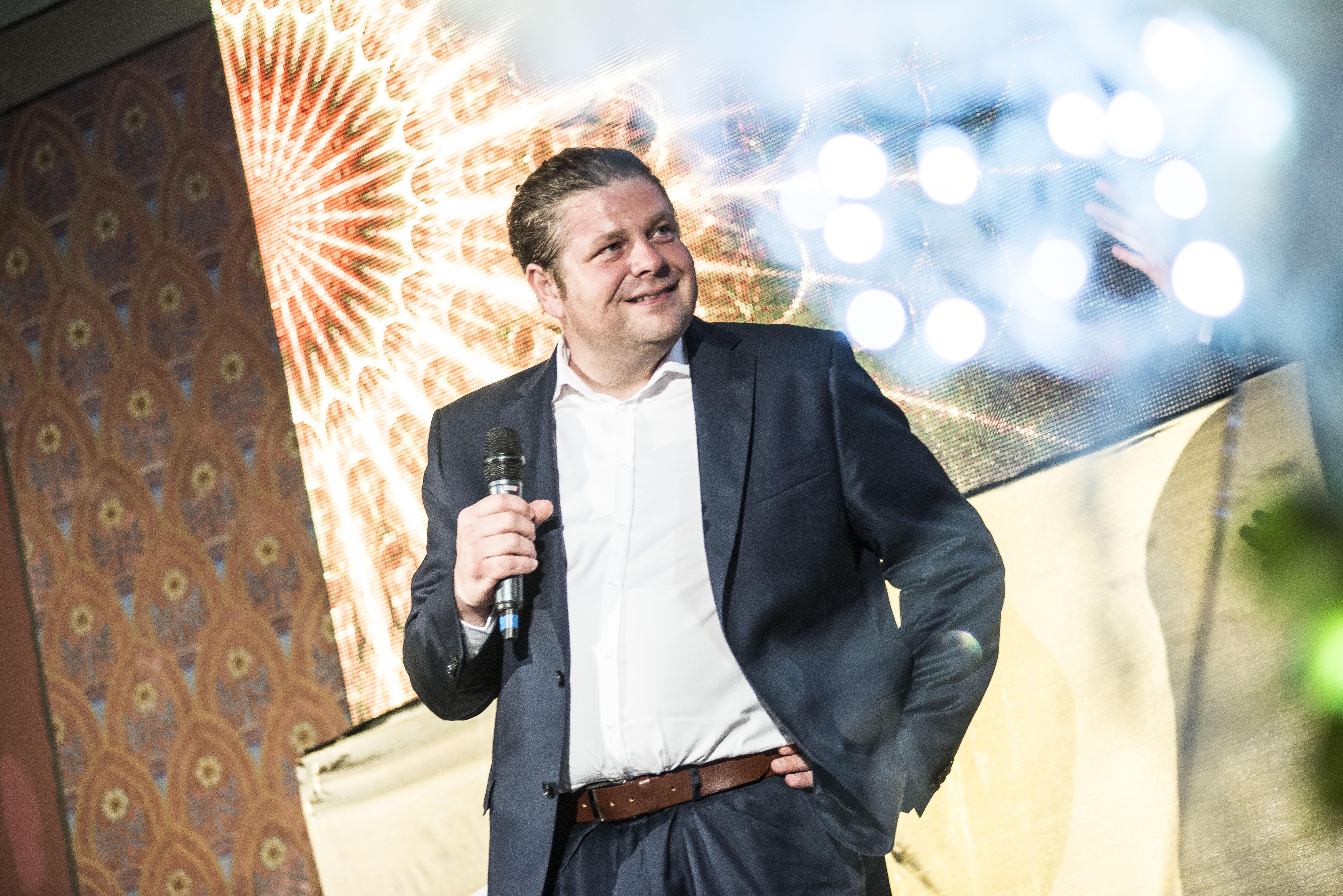 Pavel Bouška, tvář z obálky dubnového Forbesu a majitel společnosti Vafo Praha.