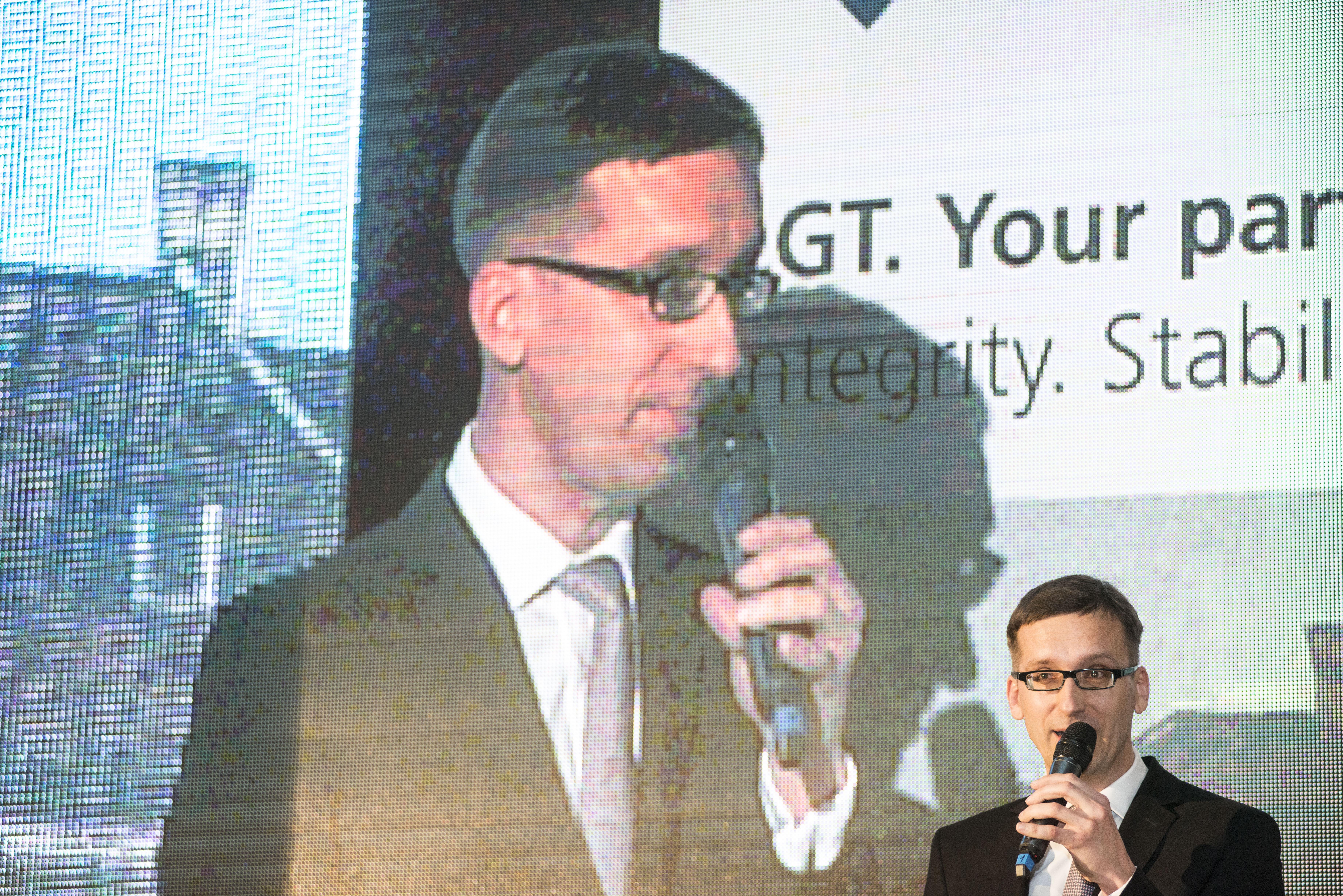 Petr Kříž, ředitel divize fúzí a akvizic společnosti EY v České republice.