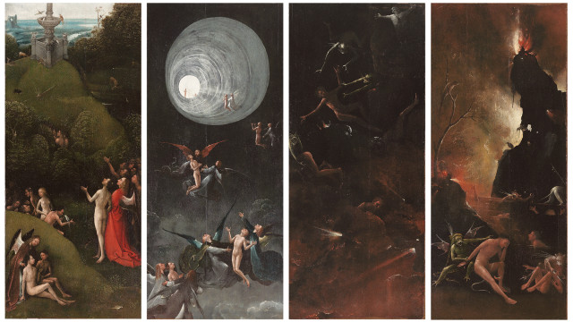 Visioenen van het hiernamaals_Visions of the Hereafter_Venezia, Museo di Palazzo Grimani_LR