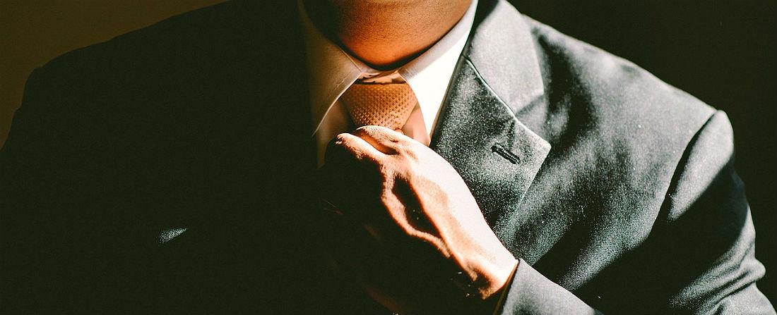 podnikatel kravata