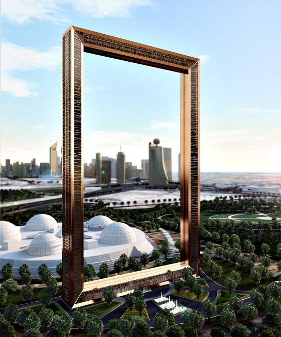 Dubai Frame-constructionweekonline