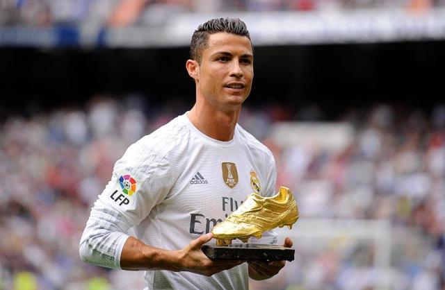 1. Cristiano Ronaldo, Real Madrid | Portugalec | výdělek: 82 mil. USD