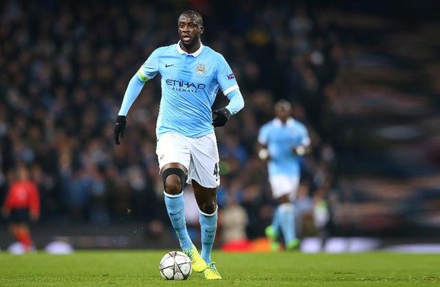 12. Yaya Touré, Manchester City | Afričan (Pobřeží slonoviny) | výdělek: 20 mil. USD