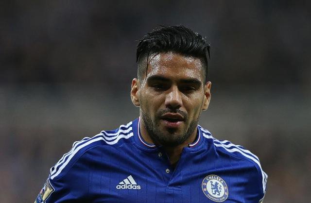 13. Radamel Falcao, Chelsea | Kolumbijec | výdělek: 19 mil. USD