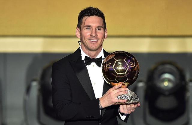 2. Lionel Messi, Barcelona | Argentinec | výdělek: 77 mil. USD
