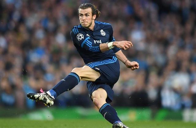 5. Gareth Bale, Real Madrid | Velšan | výdělek: 34 mil. USD