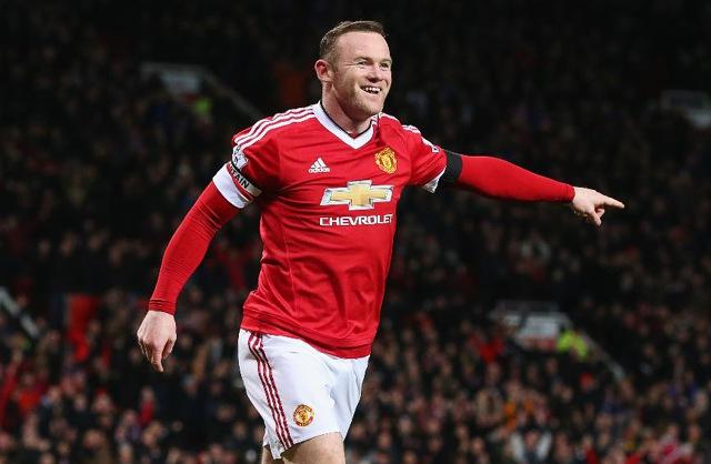 6. Wayne Rooney, Manchester United | Angličan | výdělek: 26 mil. USD