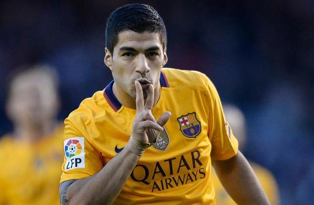 8. Luis Suárez, Barcelona | Urugvajec | výdělek: 23 mil. USD