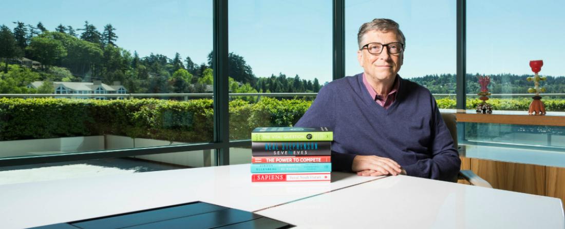 Gates-knihy