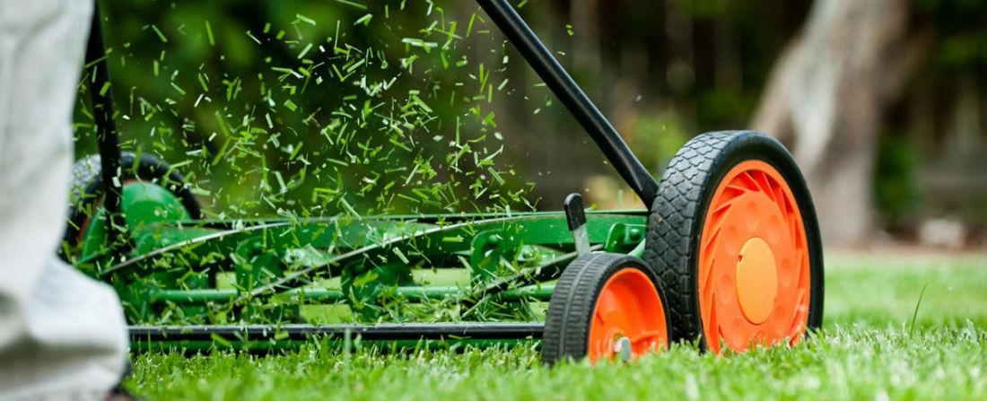sekacka na travu