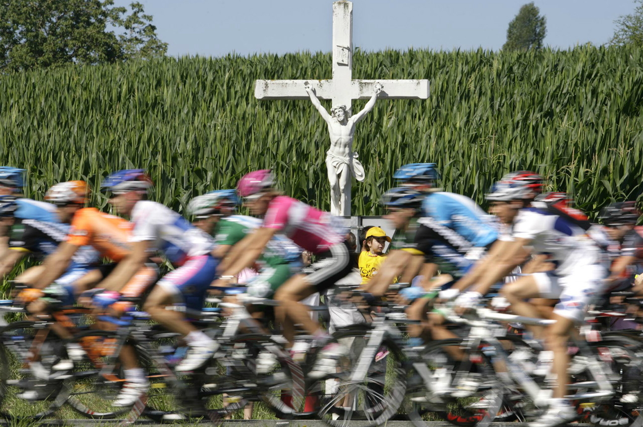 TdF 2007_Cross