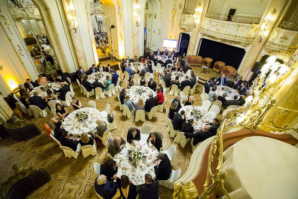 Forbes Gala v Grand Hotelu Bohemia