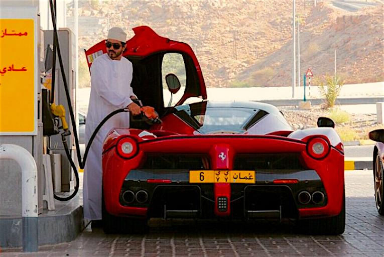 auto benzinka