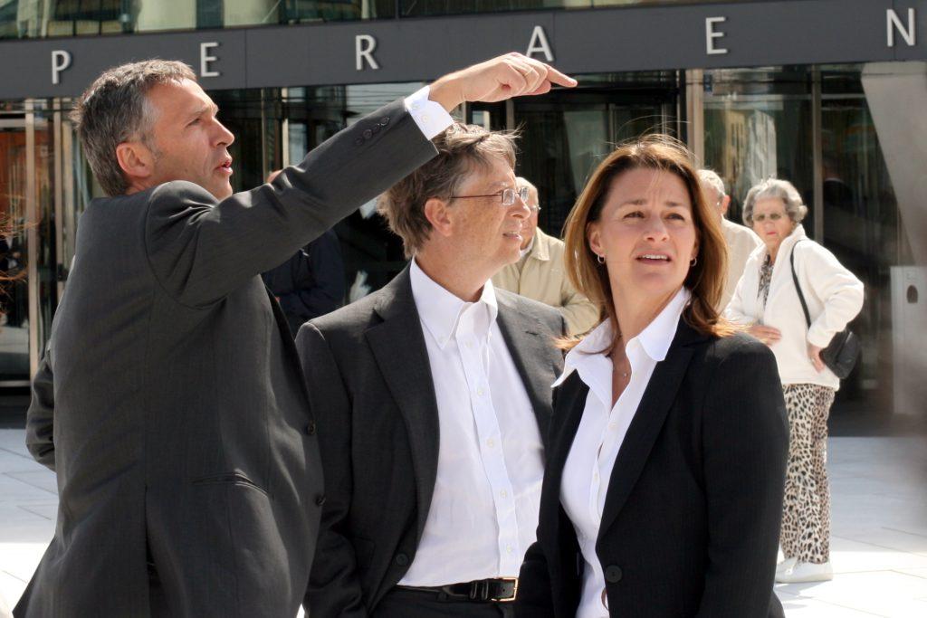 Bill_og_Melinda_Gates_2009-06-03_(bilde_04)
