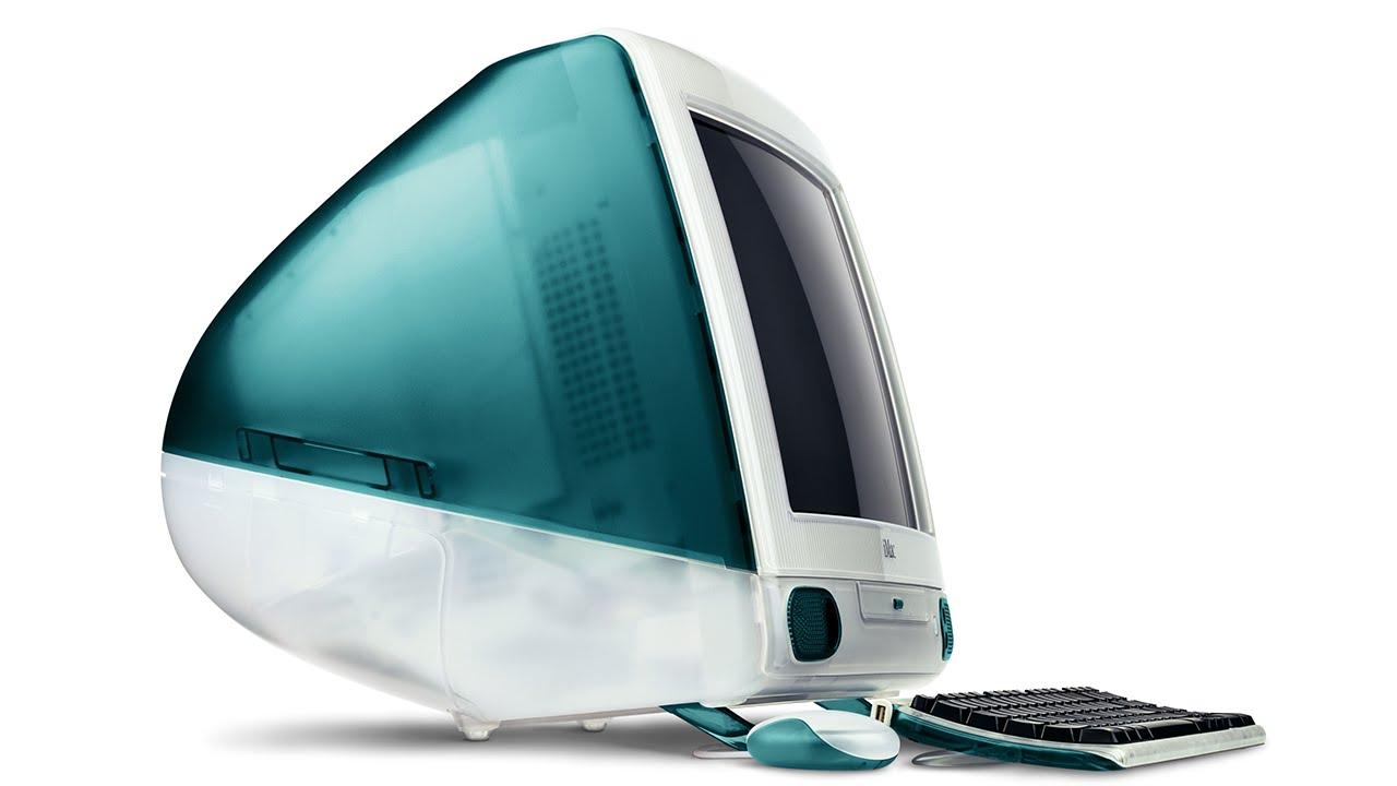 Designově přelomový Bondi Blue iMac G3 z roku 1998 si jistě pamatují mnozí z nás. Nejen proto, že do kanceláří přinesl barvy. Tento model se pro Jonathana Iveho stal vůbec prvním strojem Applu, který celý navrhoval.