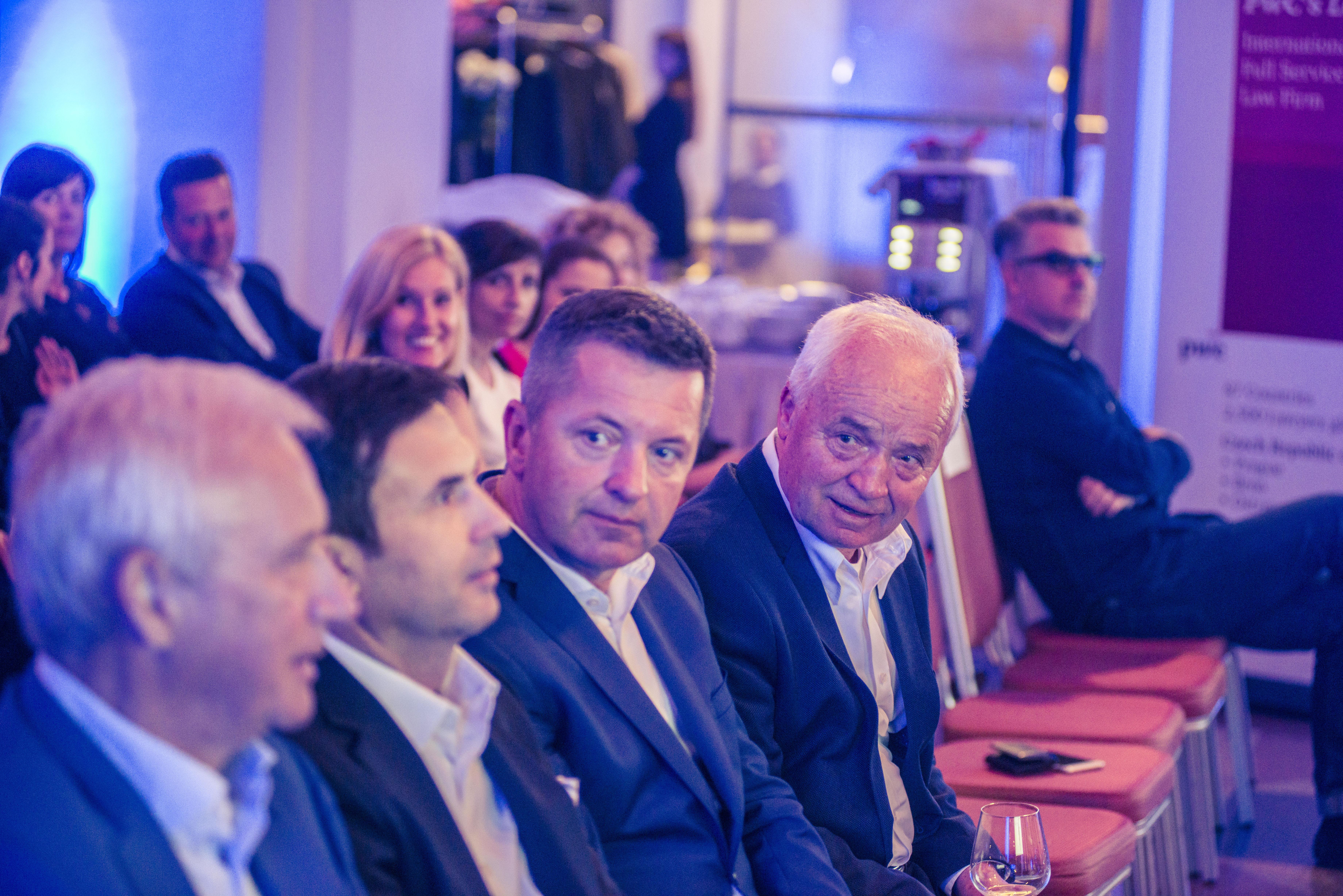 Majitelé společnosti Renocar pan Miloš Vránek a Pavel Vránek.