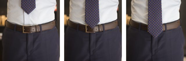 Délka kravaty_grafika