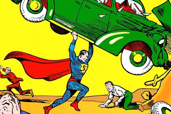 Utratil také 150 tisíc dolarů za první komiks o Supermanovi. Tato investice se mu ale vyplatila. Komiks koupil v roce 1997 a v roce 2011 jej v aukci vydražil za 2,1 milionu dolarů. Superman se tak stal prvním komiksem, který v dražbě překonal hodnotu dvou milionů dolarů.