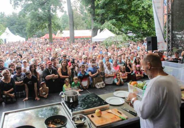 garden food festival zlin