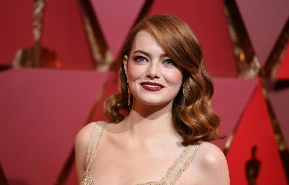 1. EMMA STONE, 26 mil. USD - Oscarová vítězka za svou roli v muzikálu La La Land vydělala dosud nejvíc v kariéře a stala se největším skokanem roku.