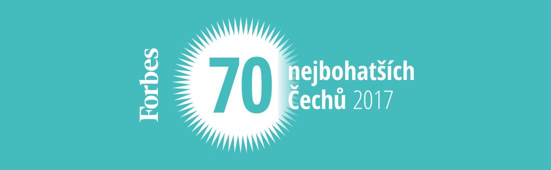 Nejbohatší Češi 2017