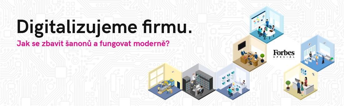 Digitalizujeme firmu