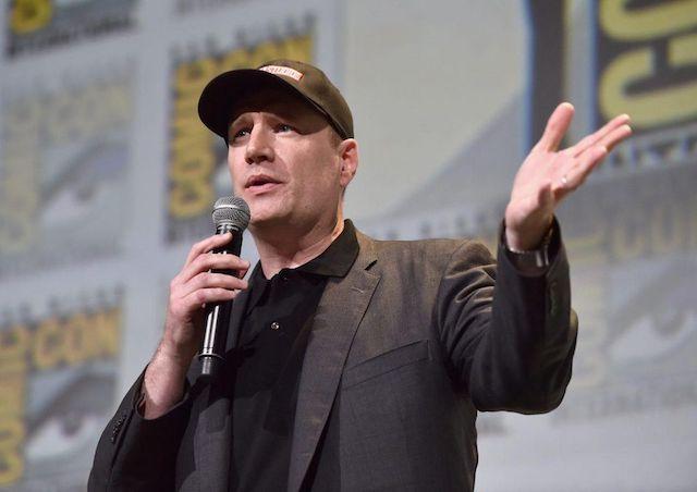 Kevin Feige z Marvel Studios