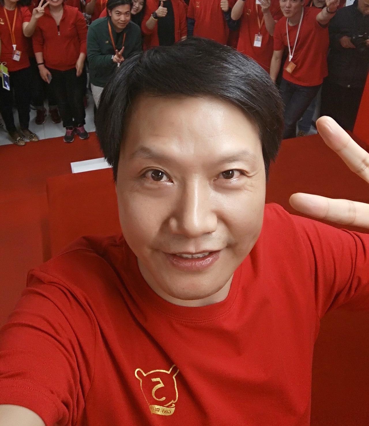 Lei Jun, zakladatel Xiaomi