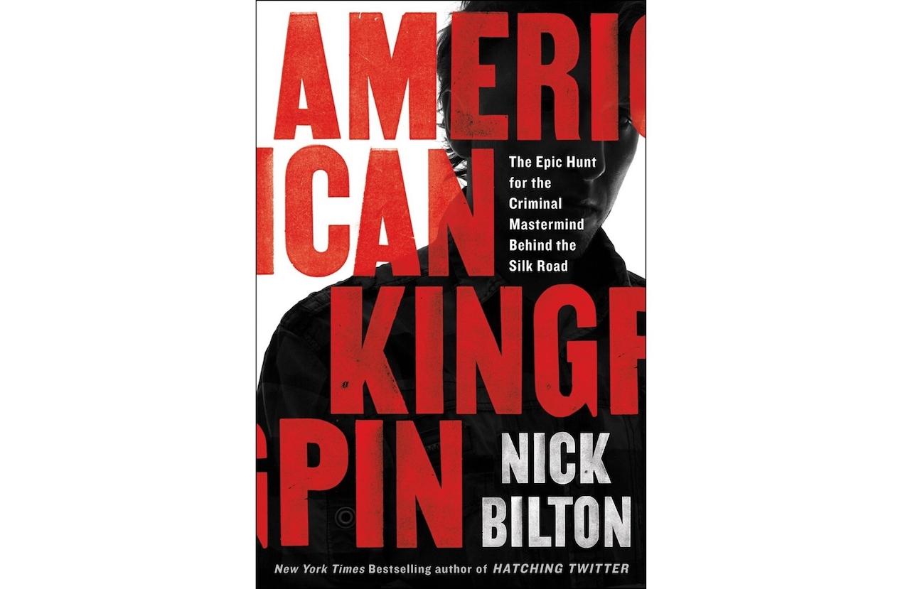 Obal knihy American Kingpin